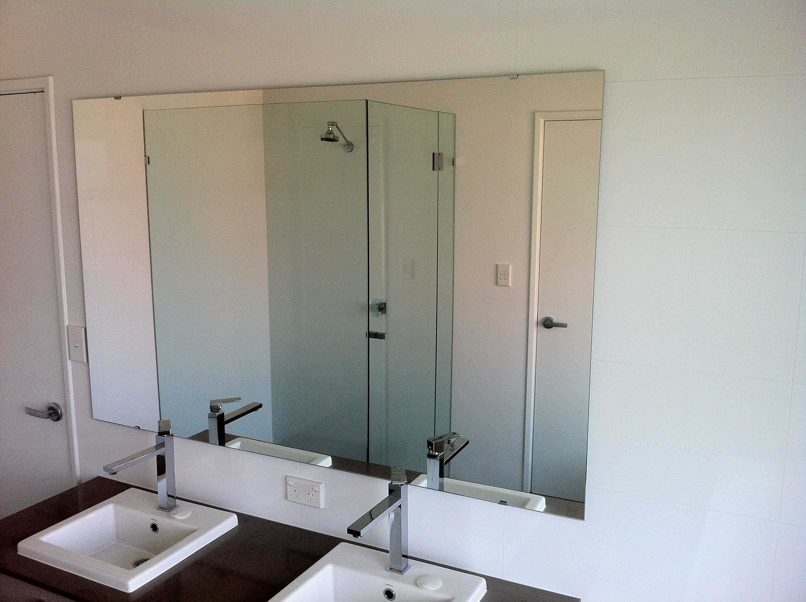 Bathroom Mirror Mounting Clips bathroom mirrors perth|bedroom mirrors|hallway mirrors