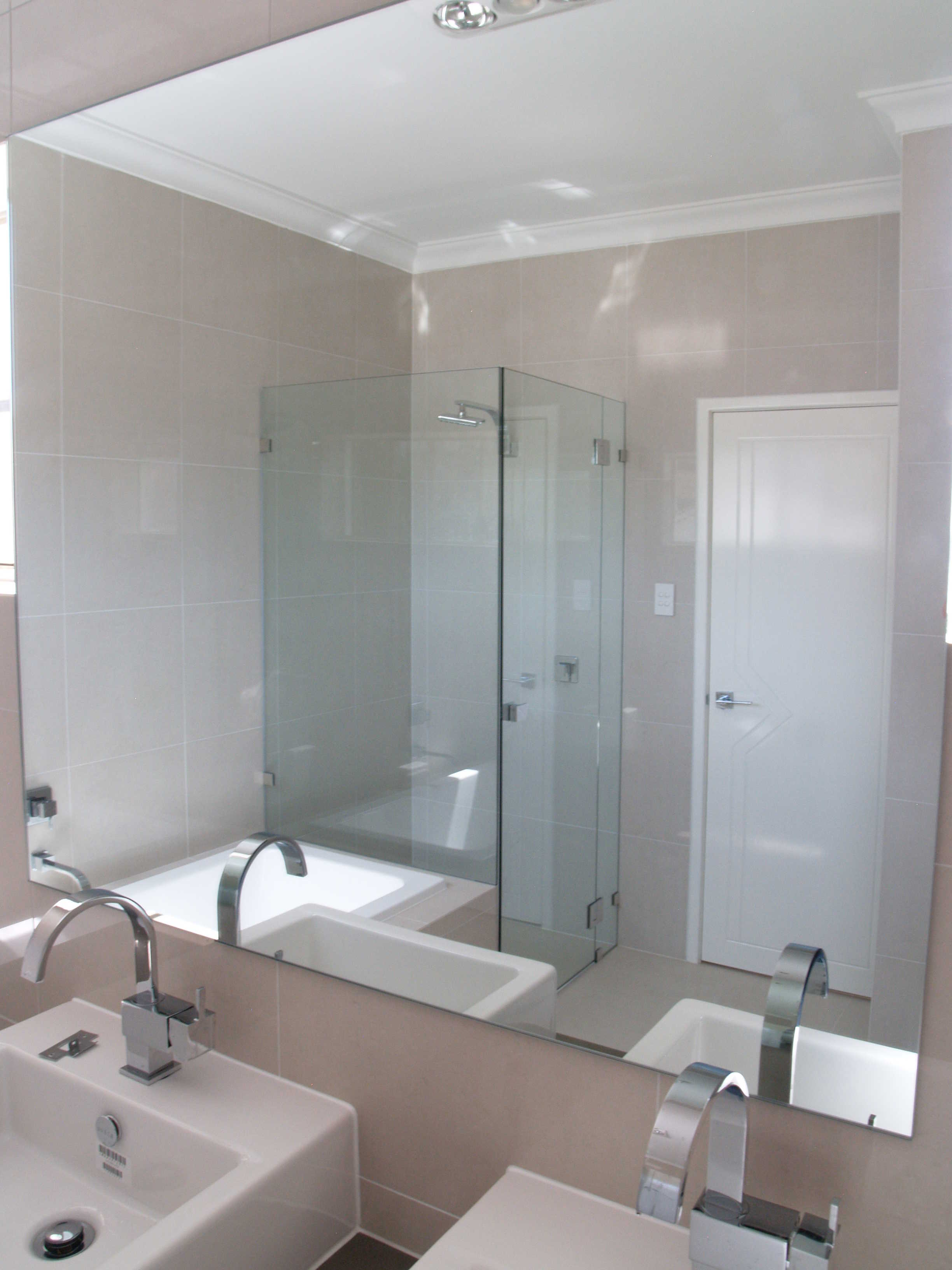 Bathroom, Bedroom & Hallway Mirrors | Glass100