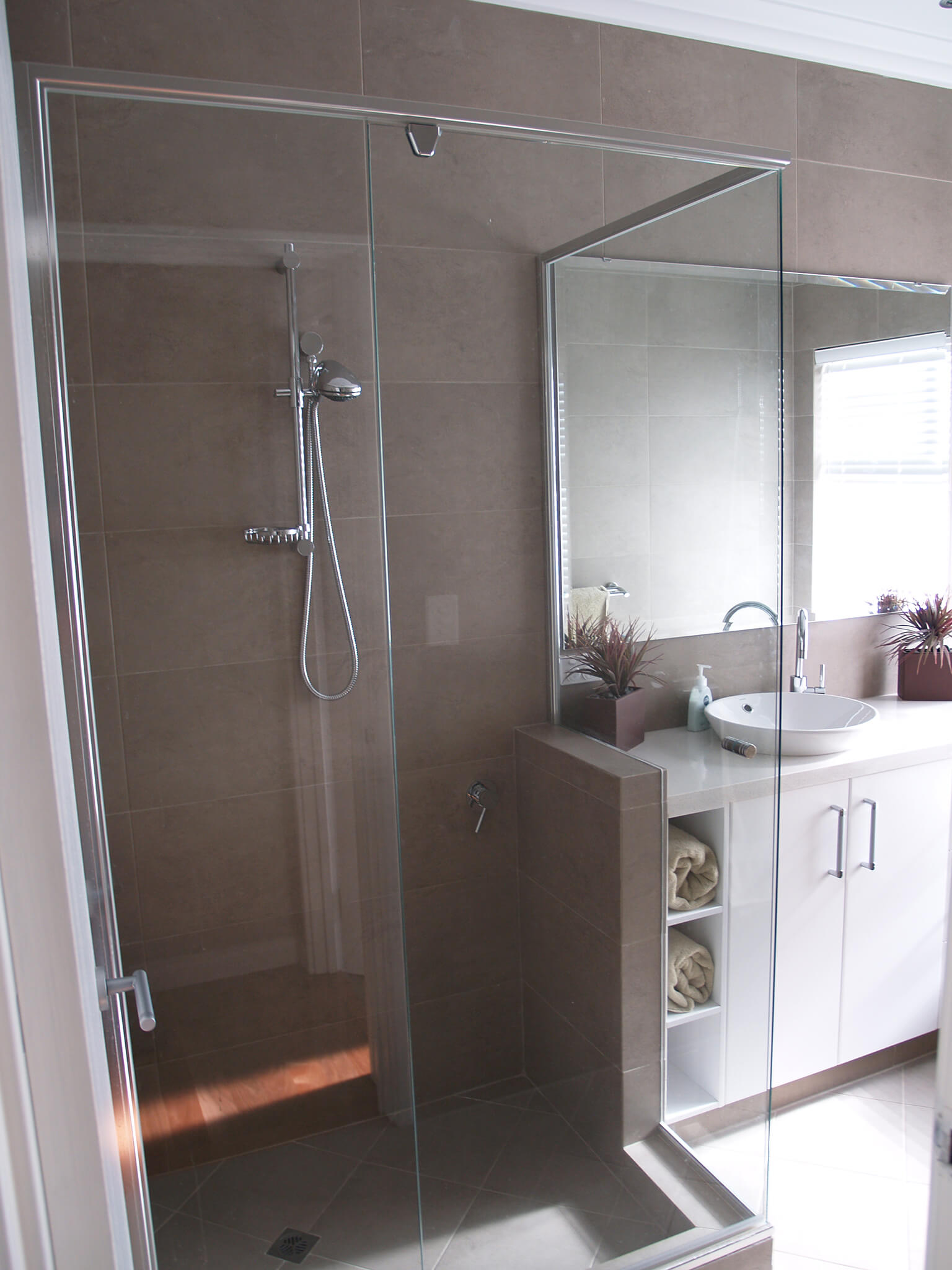 Shower Screens Perth Frameless And Semi Frameless