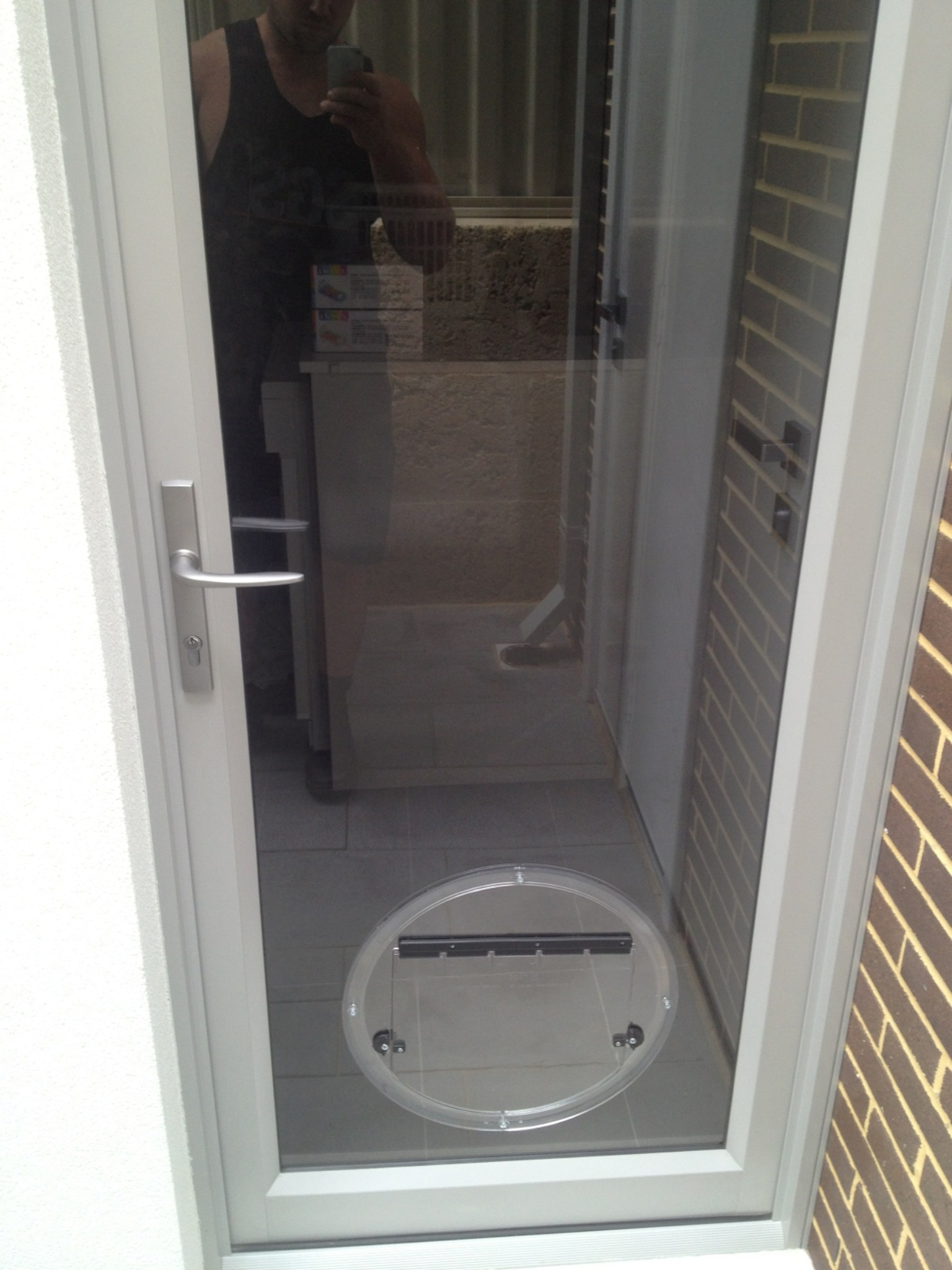 Pet Doors Dog Doors Amp Cat Doors Perth Western Australia