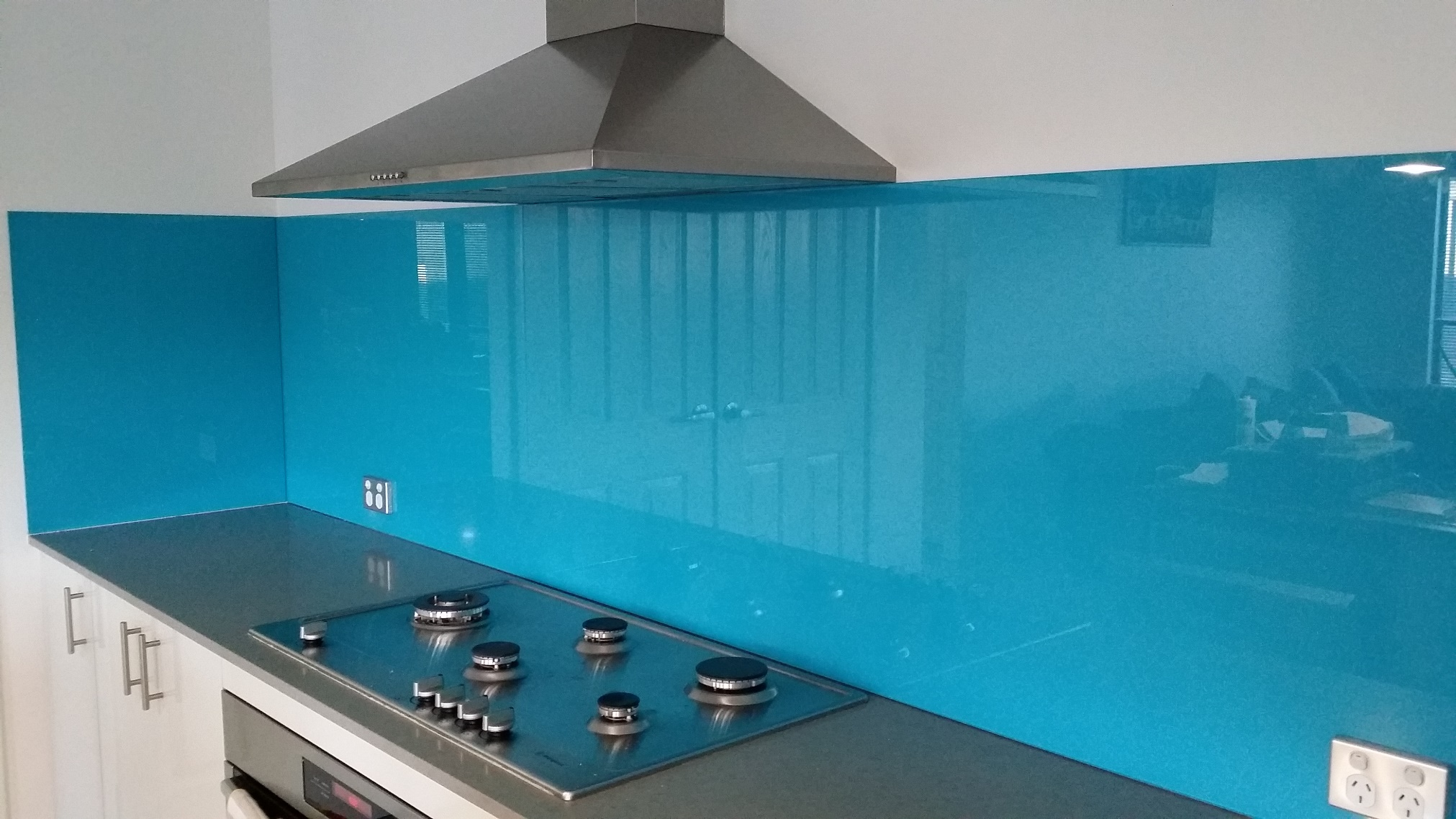 Toughened Glass Splashbacks - Glass100