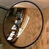 Convex Security Mirrors - Glass100