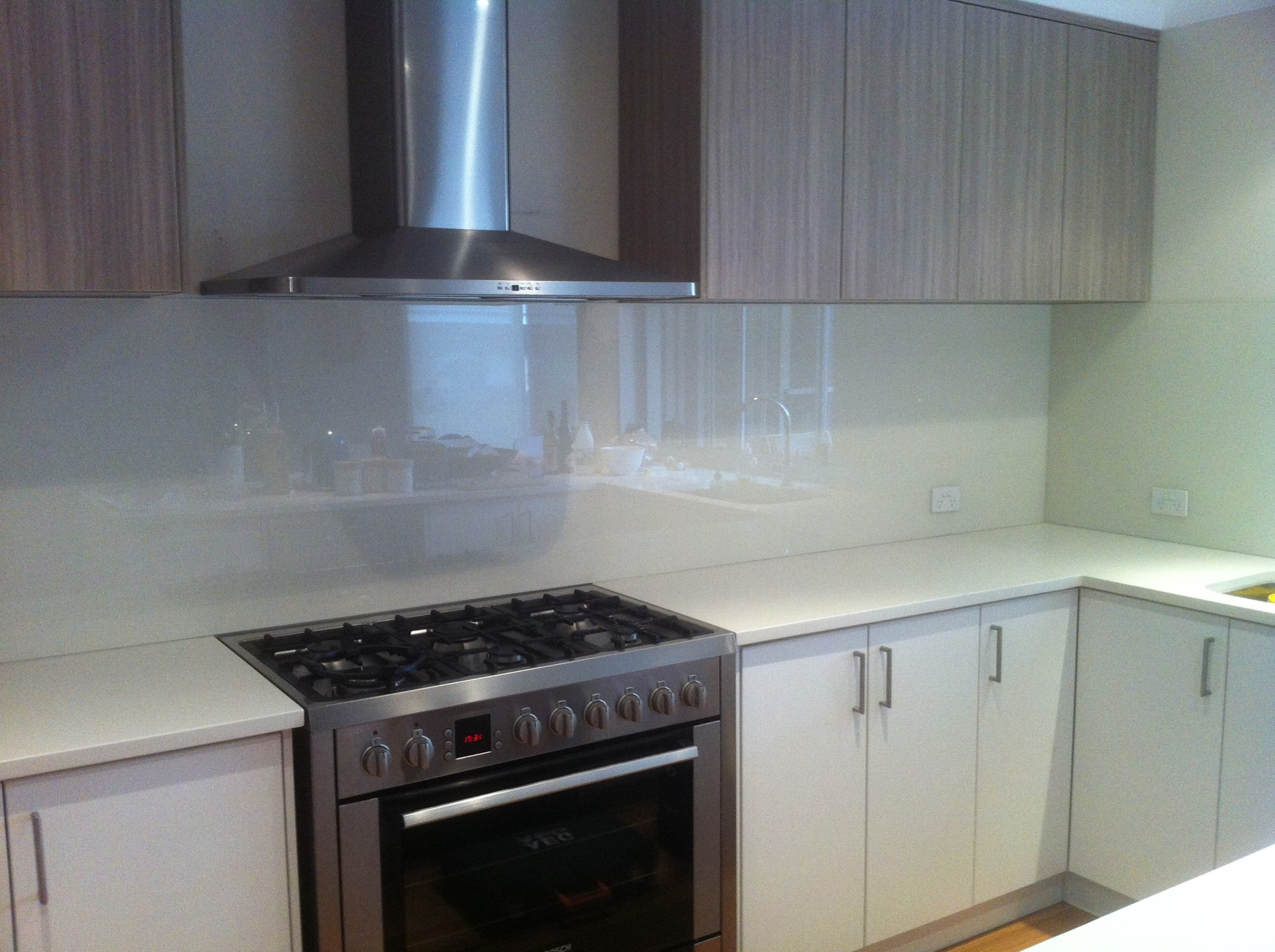 Toughened Glass Splashbacks Glass100